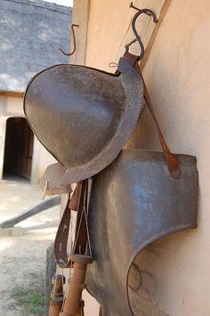 Armor, Jamestown, Virginia.  Photo: jungle mama, via Flickr