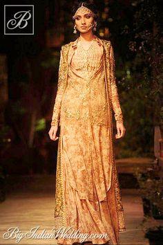 Sabyasachi at PCJ Delhi Couture Week 2013