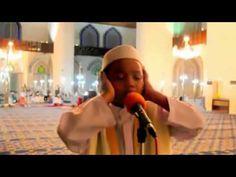 the most beautiful adhan the malaysian kid mashaallah - YouTube