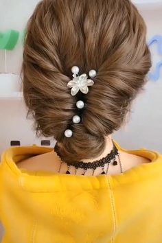 Perfect hairstyles for every occasion 18 easy braids fr kurzes haar kurze frisuren 2017 2018 ombreshorthair Easy Hairstyles For Long Hair, Creative Hairstyles, Hairstyle Ideas, Gorgeous Hairstyles, Updo Hairstyle, Natural Hairstyles, Bun Hairstyles, Wedding Hairstyles, Medium Hair Styles
