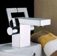 Free Shipping !Dual handle tap.Basin faucets.Bathroom mixer faucet.Plumbing Fixtures.washbasin tap. Bath crock bibcock.1pcs/lot