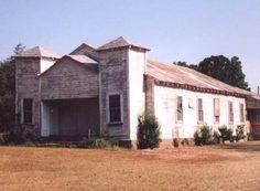Nacogdoches, Texas - Winter Hill Church