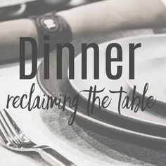 People who share dinner together, stay together.  And not only that it lowers the risk of: drug abuse, teenage pregnancy, obesity, deviant behaviors, and disconnection.  Pretty good reasons to sit down at that table every night!  Cheers to family dinners!