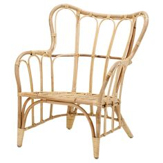 Ikea IPPRIG 2015 Natural Rattan Chair would look sweet in the garden