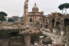 Foro Romano - Roman