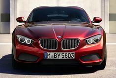"""BMW zagato coupé. Como que la parrilla hace """"Zzzzzzz"""". Que es una forma de decirte """"Seguí soñando""""."""