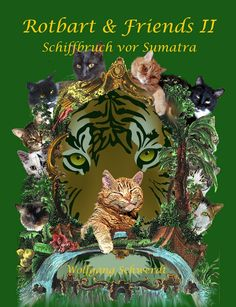 Rotbart & Friends auf Sumatra