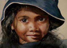 little girl - from http://www.touchofart.eu/Joanna-Natora/jn56-little-girl/