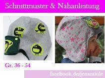 Wintermütze Köpfletraum Ebook Etsy, Sewing Patterns, Products, Handmade, Tutorials