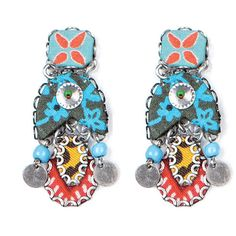 Ayala Bar Jewelry | Hot Tamale Earrings