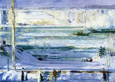 American dreams: George Bellows comes to the RA – in pictures | Art and design | guardian.co.uk