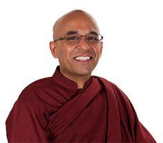 My teacher... Bhante Sujatha