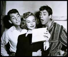 Dean Martin and Jerry Lewis-My Friend Irma