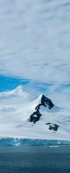 The View From Half Moon Island, Antarctica