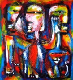 Juan Gomez (Tito) Untitled Acrylic on canvas