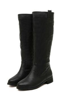Easy Riding Boots - OASAP.com