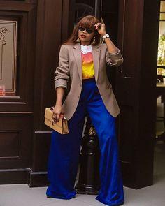 Daily Fashion, Love Fashion, Fashion Outfits, Womens Fashion, Style Fashion, Curvy Girl Fashion, Plus Size Fashion, Street Chic, Street Style