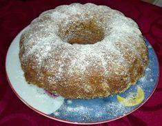 Hrnková bábovka ořechová » MlsnáVařečka.cz Doughnut, Desserts, Food, Tailgate Desserts, Deserts, Essen, Postres, Meals, Dessert