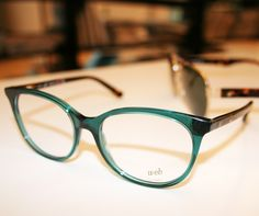 Glasses that will make you look even smarter than you already are. Eyeglasses WE5170.