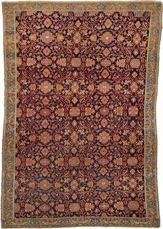 Antique Rugs | FJ Hakimian