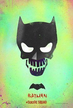 Batman/Suicide Squad Poster