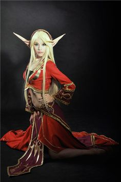 Concupiscence // World of Warcraft (ワールド オブ ウォークラフト) ~ Blood Elf...