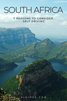 South Africa is the ultimate self-drive destination - even for first-timers. Here are 7 reasons why you should self drive South Africa, even if it's your first time driving abroad. Self driving South Africa means you can self drive safari and stop to take in the landscapes. Find out more about driving and renting a car in South Africa, and why you should consider it for your next South Africa trip. #southafrica #selfdrive #selfdrivesafari #southernafrica #africa #southafricatravel