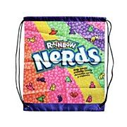 Nerds Candy Rainbow Drawstring Bag $15.99 Novelty Items, Novelty Gifts, Nerds Candy, Giant Candy, Sour Patch Kids, Sugar Candy, Best Candy, Jelly Belly, Candy Gifts