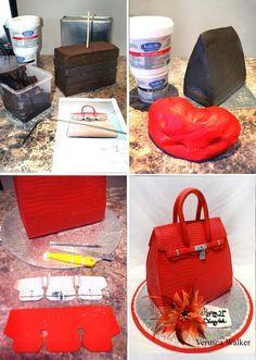 Hermes 3D Bag Step-by-step by Verusca.deviantart.com on @deviantART