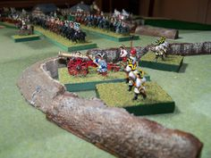 Toy Soldiers and Dining Room Battles: Volley and Bayonet