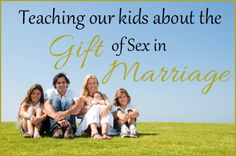 "Pinner says: ""It's so important to make sure your kids have a positive Biblical view of sex within marriage! Teach them early before they learn it elsewhere! Christian Homemaking, Christian Parenting, Biblical Marriage, Biblical Quotes, Parenting Teens, Parenting Advice, I Love My Hubby, Christian Wife, Parent Resources"