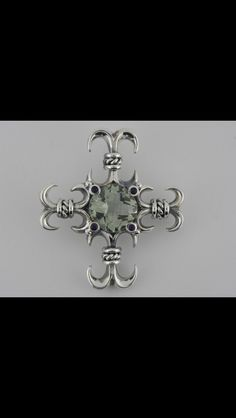 Cross Pendant #pcjewler #bartonclay