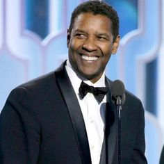Denzel Washington Receives Cecil B. DeMille Award at 2016 Golden Globes | E! Online UK