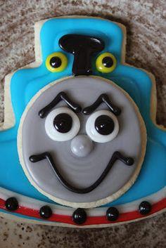 The Cookie Mama: Thomas the Train