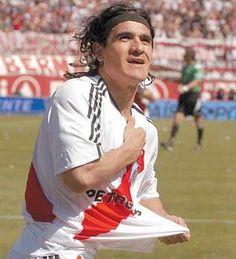 River Plate - Ariel Otega