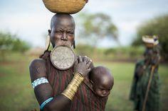 Stammen van de Omovallei