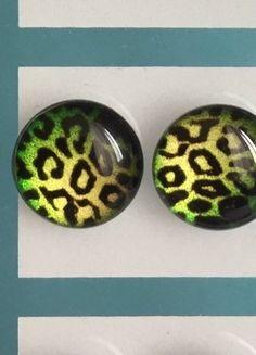 À vendre sur #vintedfrance ! http://www.vinted.fr/accessoires/boucles-doreilles/28977533-boucles-doreilles-leopard