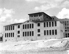 West Palm Beach High School addition by the FERA - West Palm Beach, Florida 1935
