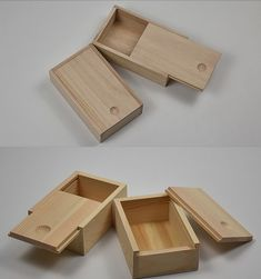 Pan cheap products custom packaging small gift box chest wooden tea box with sliding lid packaging wood by SilaWood Wooden Box With Lid, Wooden Tea Box, Small Wooden Boxes, Wooden Keepsake Box, Wooden Gift Boxes, Small Gift Boxes, Wooden Gifts, Wooden Diy, Small Gifts
