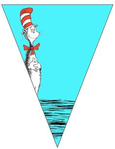 FREE printable Dr.Seuss Banner for your next Dr.Seuss Party. Free to use & free to share for personal use only. <3