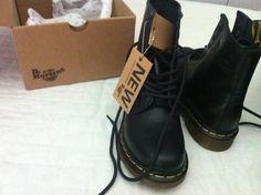 Quiero unas botas:'(