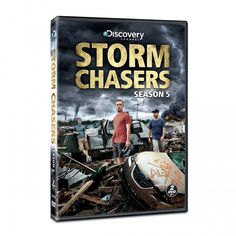Storm Chasers Season 5 DVD yes it is out $24.99