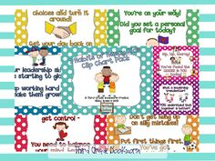 These are mini 7 habits posters.  Some celebrate successes, others encourage kids to keep trying.  The text is upbeat, rhythmic and rhyming. Pinned from thirdgradebookworm.blogspot.com
