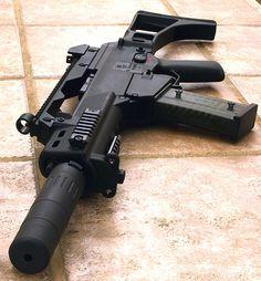 moistnugget: G36C- 5.56x45mm/.223 Remington