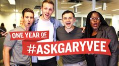 #AskGaryVee Episode 125: One Year Anniversary