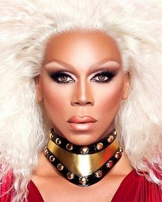 I dream of having his color skin. Perfection - RuPaul