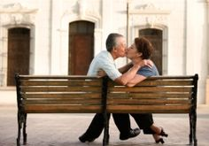 """It can be easy to lose sight of the true worth of your relationship. So how do you prepare your relationship to go the distance—and achieve the dream of one day being that little old couple, happily sharing a park bench?  How to Build a Love That Lasts"""