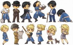 Riza and Roy Chibis.