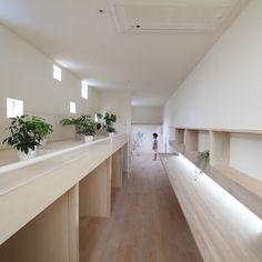 Katsutoshi Sasaki's Imai house is just three metres wide
