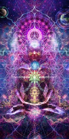 Global Meditation Movement - Ethereal Art Ethereal Art Ethereal Art Welcome to our website, We hope you are satisfied with the c - Sacred Geometry Art, Sacred Art, Geometry Tattoo, Psychedelic Art, Art Chakra, Art Visionnaire, Les Chakras, Psy Art, Visionary Art